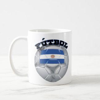 Argentina Futbol Coffee Mug