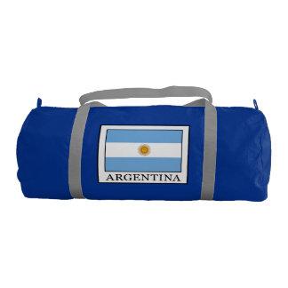 Argentina Gym Bag