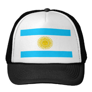 Argentina High quality Flag Hat