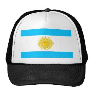 Argentina High quality Flag Trucker Hat