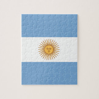 Argentina Jigsaw Puzzle
