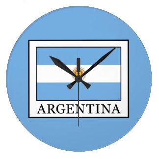 Argentina Large Clock