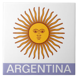 ARGENTINA LARGE SQUARE TILE