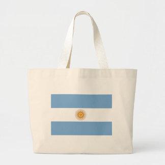 Argentina Large Tote Bag