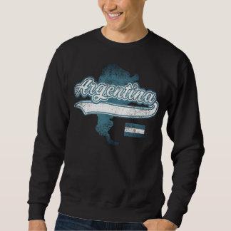 Argentina Map Sweatshirt