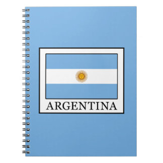 Argentina Notebooks