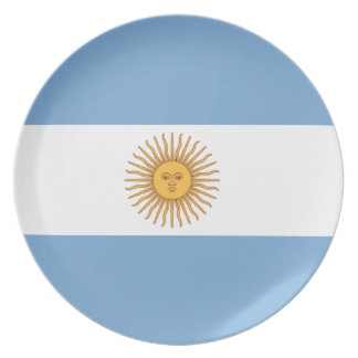 Argentina Plate