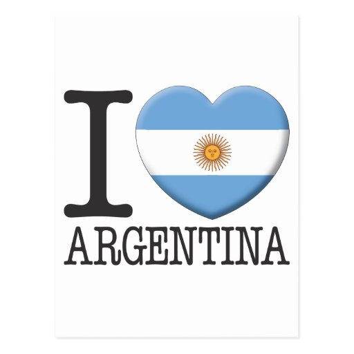 Argentina Post Cards