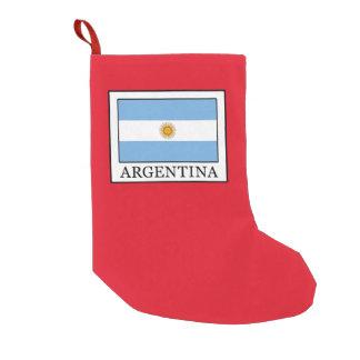 Argentina Small Christmas Stocking