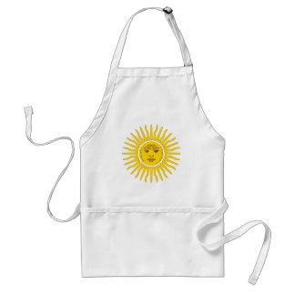 Argentina Sun Standard Apron