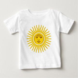 Argentina Sun Baby T-Shirt