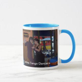 Argentina Tango Dancers Mug