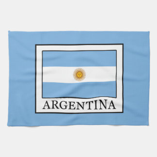 Argentina Tea Towel
