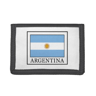 Argentina Trifold Wallet
