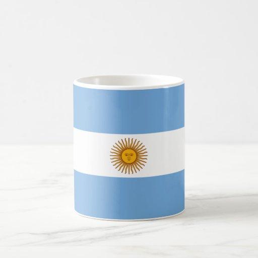 Argentina World Flag Coffee Mug