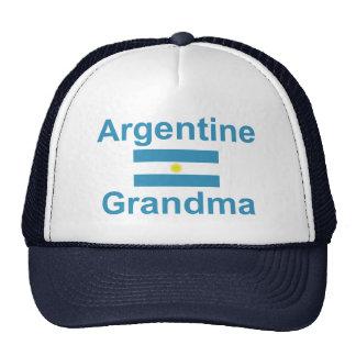 Argentine Grandma Cap