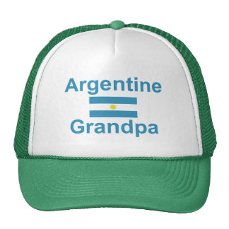 Argentine Grandpa Cap