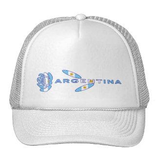Argentine Rose Cap