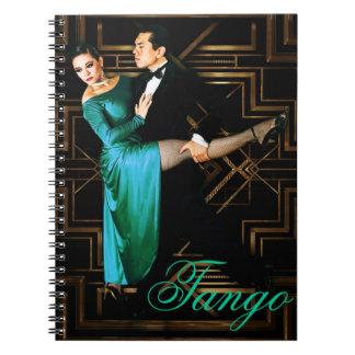 Argentine tango notebook