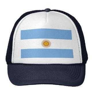 Argentinean Flag Cap
