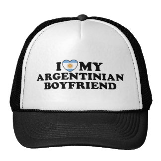 Argentinian Boyfriend Hats