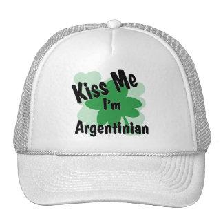 argentinian trucker hats