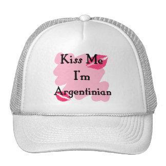 argentinian hat