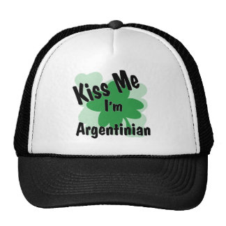 argentinian hats
