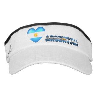 Argentinian heart visor