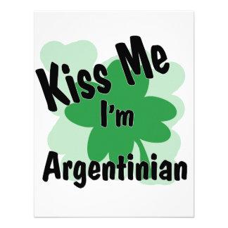 argentinian announcements