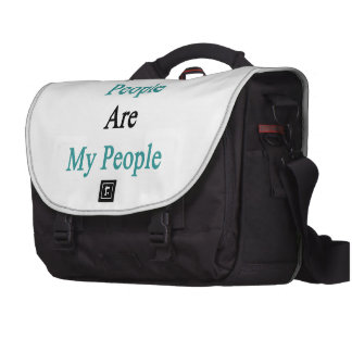 Argentinian People Are My People Commuter Bag