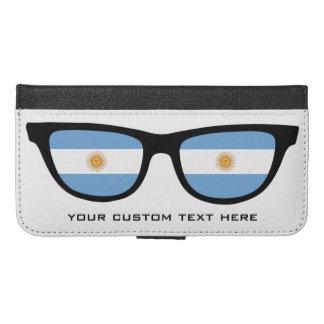 Argentinian Shades custom wallet cases