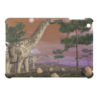 Argentinosaurus dinosaurs - 3D render Case For The iPad Mini