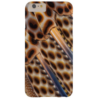 Argus Pheasant Feather Design Barely There iPhone 6 Plus Case