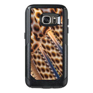Argus Pheasant Feather Design OtterBox Samsung Galaxy S7 Case