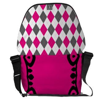 Argyle aClassical Commuter Bags