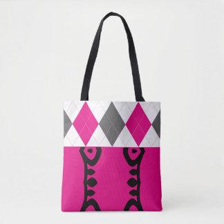 Argyle aClassical Tote Bag