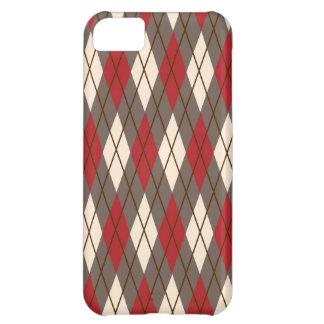 Argyle iPhone 5C Cover