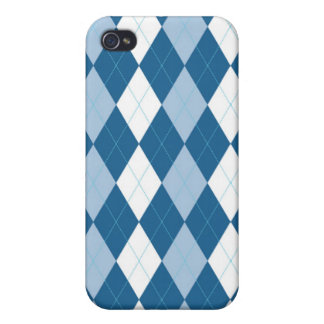 Argyle Case Covers For iPhone 4