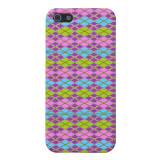 Argyle Dreams Cover For iPhone 5
