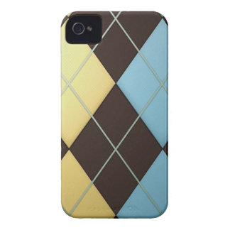 Argyle iPhone 4 Case-Mate Cases
