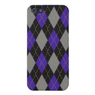 Argyle iPhone 5 Case
