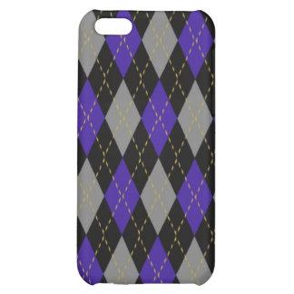 Argyle iPhone 5C Case