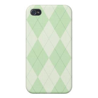 Argyle  iPhone 4 cover