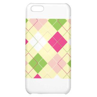 argyle case for iPhone 5C