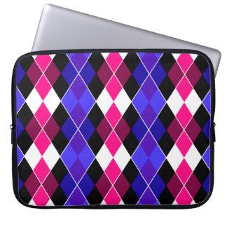 Argyle Laptop Sleeve
