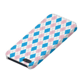 Argyle pattern background iPhone 5 cases