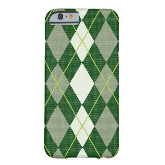 ARGYLE PATTERN GREEN | iPhone Case Barely There iPhone 6 Case