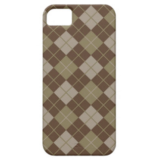 Argyle Pattern iPhone 5 Cover