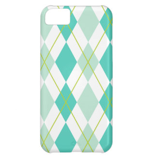 Argyle Pattern iPhone Case Cover For iPhone 5C